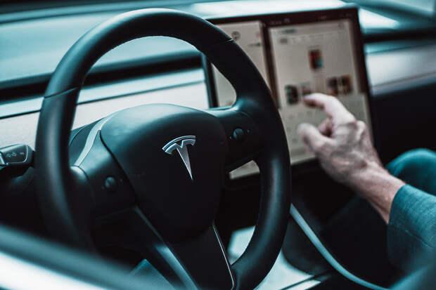 Китай посчитал электрокары Tesla угрозой нацбезопасности страны