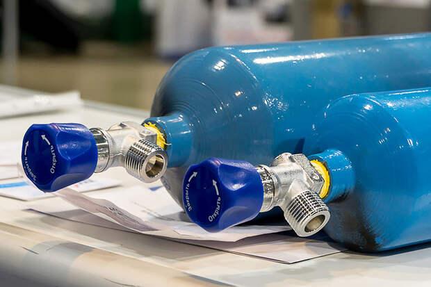 Российских металлургов призвали запустить производство медицинского кислорода