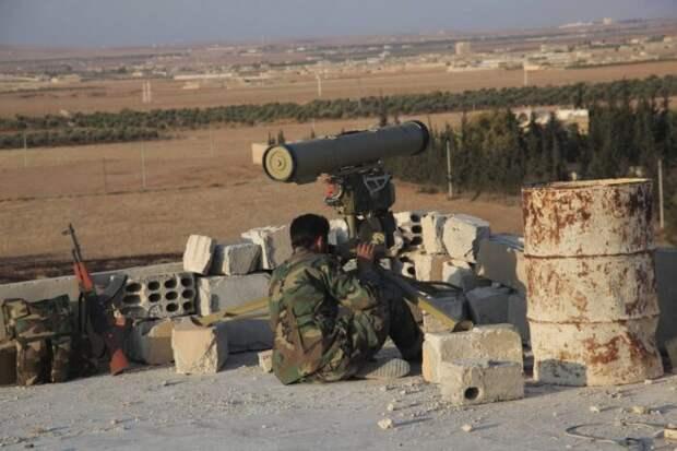 Поставленные вСирию российские ракетные комплексы перепродалипалестинцам