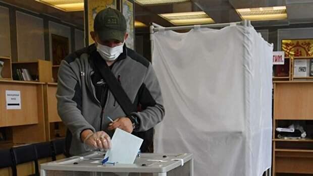 На Сахалине за два часа явка на голосовании составила более 56%