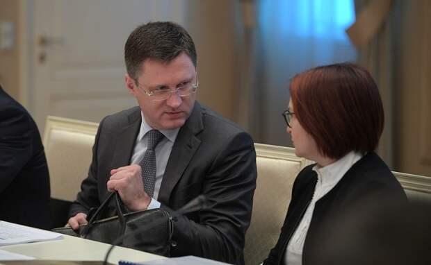 Новак может стать первым вице-премьером вместо Белоусова