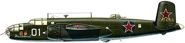 В-25 «Митчелл»