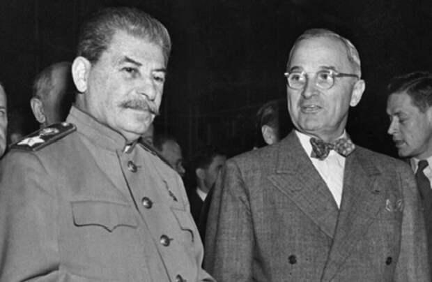 План «Тоталити»: как США хотел уничтожить СССР осенью 1945 года