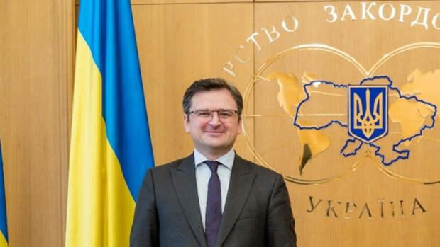 Глава украинского МИД Кулеба оценил вероятность начала войны с Россией