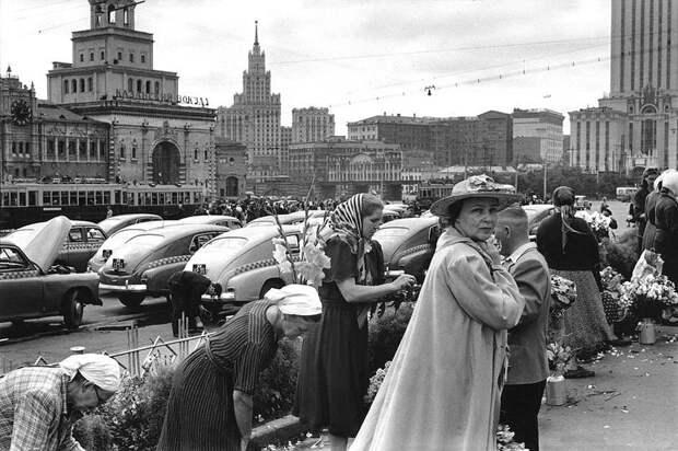 Cartier Bresson02 25 кадров Анри Картье Брессона о советской жизни в 1954 году