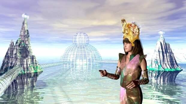 Цивилизации на Земле до появления человечества, что об этом известно