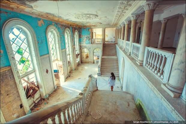 «Какое место угробили»: во что превратился элитный санаторий ЦК КПСС в Абхазии, название которого сейчас даже называть опасно