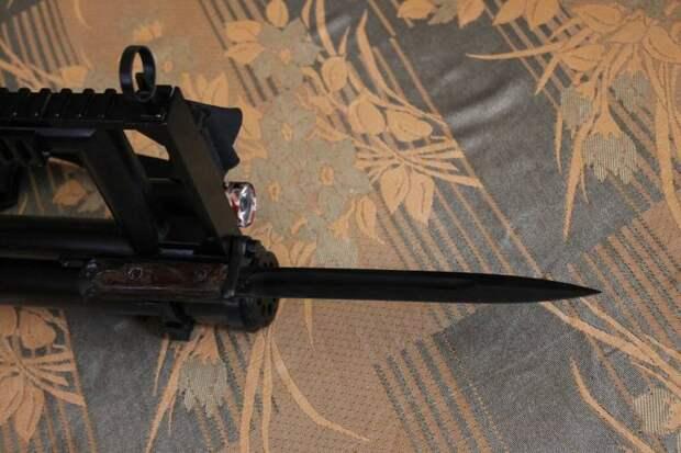 От идеи до модели. Пистолет-пулемёт для полиции XXI века