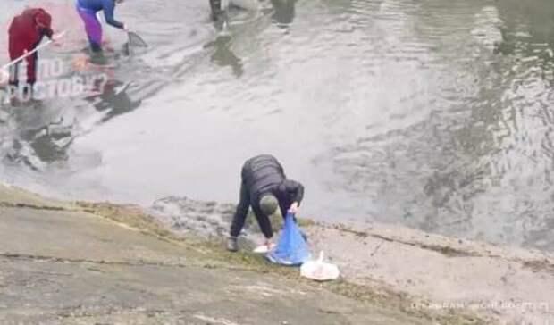 Полицейских направили охранять Северное водохранилище отбраконьеров после аварии