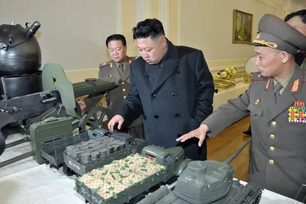 The National Interest: Вторая корейская война станет глобальной катастрофой