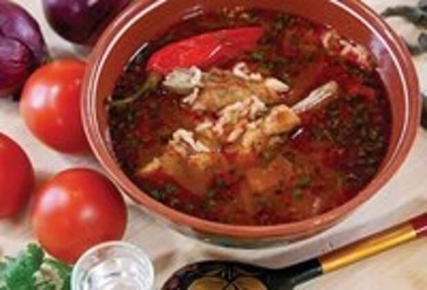 ТОР -5 Вкусных и сытных первых блюд