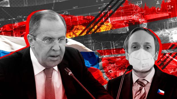 Вассерман объяснил природу «дипломатической игры» Чехии против России