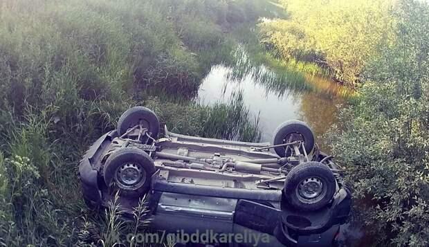 Смертельная авария произошла в Кондопожском районе Карелии