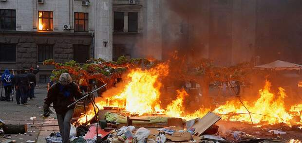 Александр Роджерс: Слушания в ООН по поводу массового убийства 2 мая в Одессе