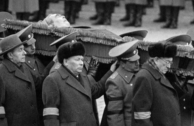 Смерть Леонида Брежнева: какие остались вопросы