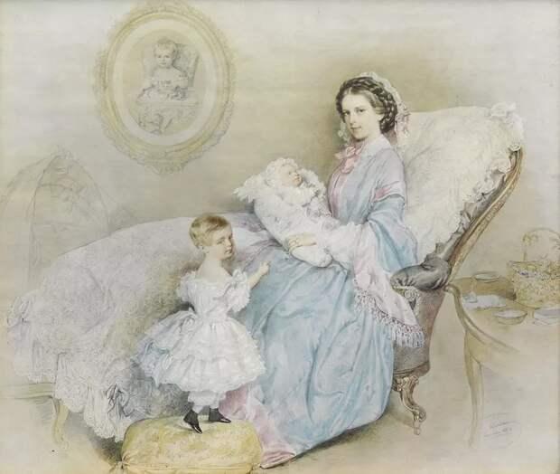Елизавета Баварская: красавица-королева, которую свела сума свекровь иубил случайный прохожий