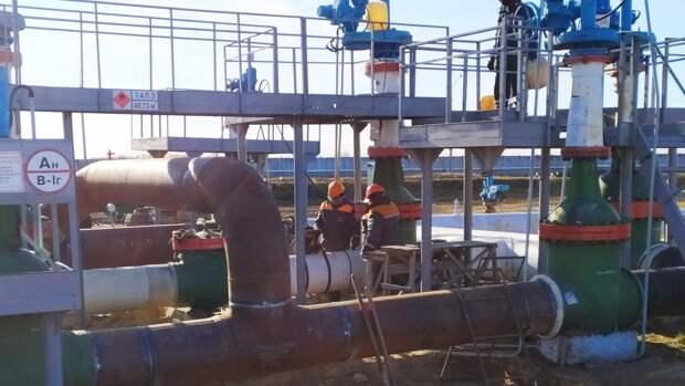 """Магистральный белорусский нефтепровод """"Мозырь – Брест"""" возобновил работу"""