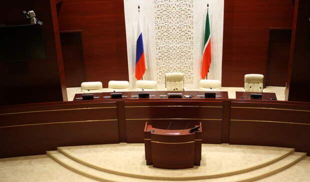 «Верхушка» Госсовета Татарстана в 2020 году заработала более 43 млн рублей