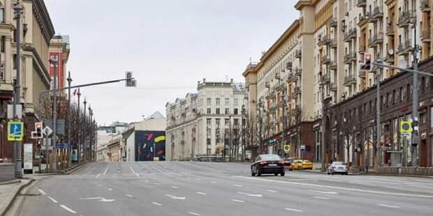 Врачи призывают москвичей остаться дома на майские праздники Фото: mos.ru