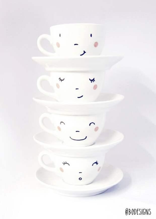 Мимими посудка (подборка)