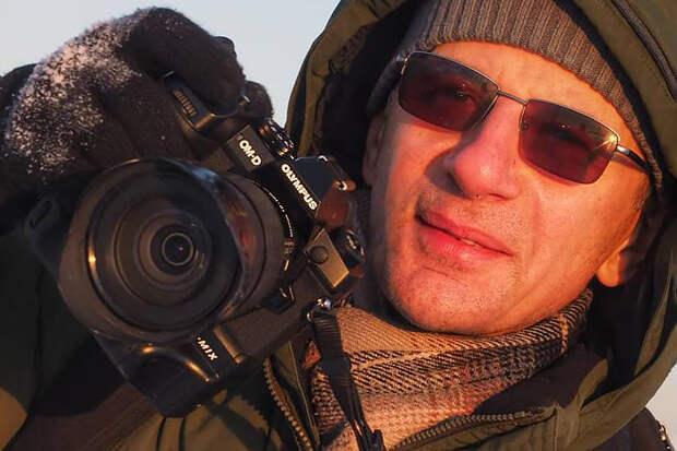 Кудрявцев запустил сбор средств для теряющего зрение фотографа Александра Петросяна