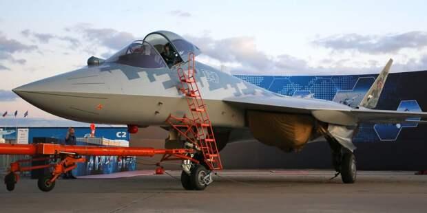 Россия построит новый истребитель