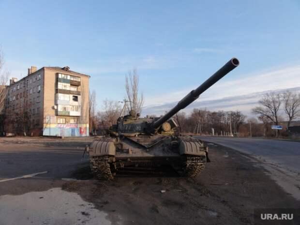 Власти Украины намерены решить конфликт в Донбассе силовым путем