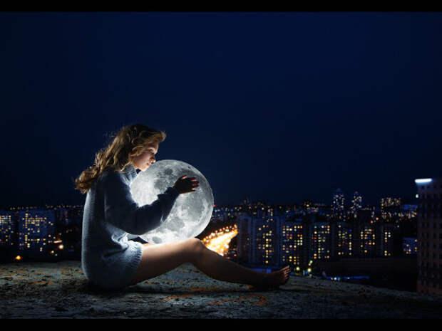 Заговоры на Луну: на деньги, любовь, удачу