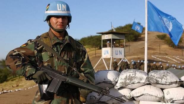 Глава ЛНР отреагировал на идею Киева отправить миротворцев ООН в Донбасс