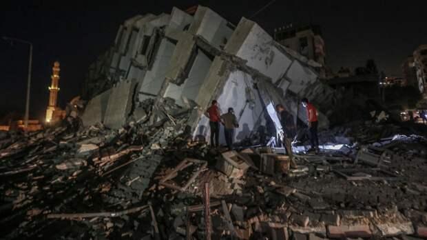 В Израиле сообщили данные по количеству последних обстрелов со стороны сектора Газа