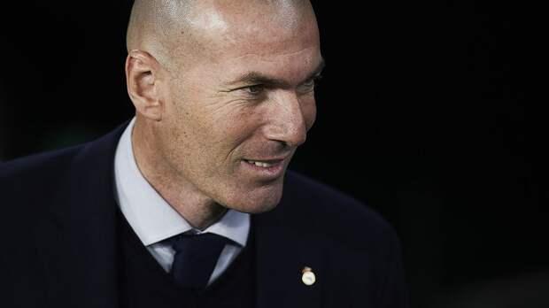 Зидан: «Реал» одержал заслуженную победу над «Барселоной». Нельзя все списывать на судью»