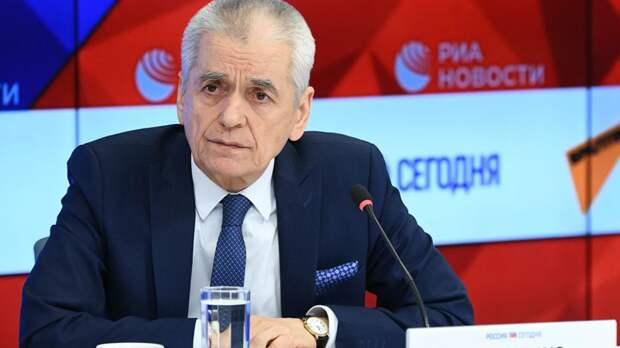 Онищенко не исключил вероятность заболевания коронавирусом после вакцинации
