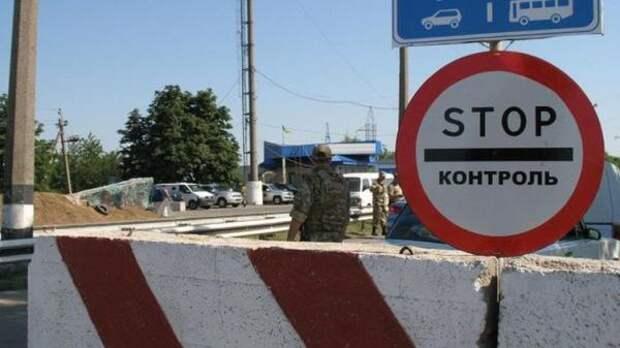 На границе с Крымом задержали украинца: попытка скрыть опасный груз провалилась