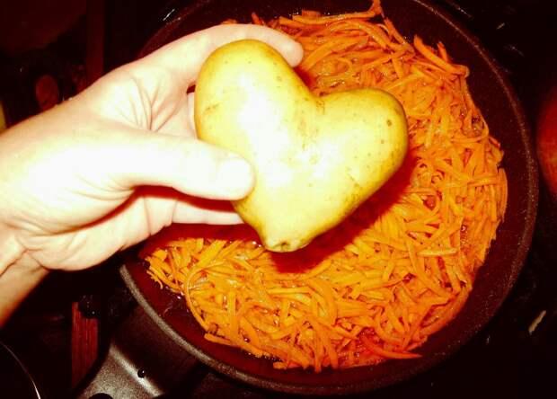 Когда внутри тебя много любви - любовью наполняется всё, что тебя окружает... ❤ Фото автора