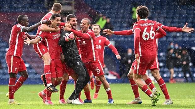 Вратарь «Ливерпуля» Алиссон забил победный гол на 95 минуте! И посвятил погиб...