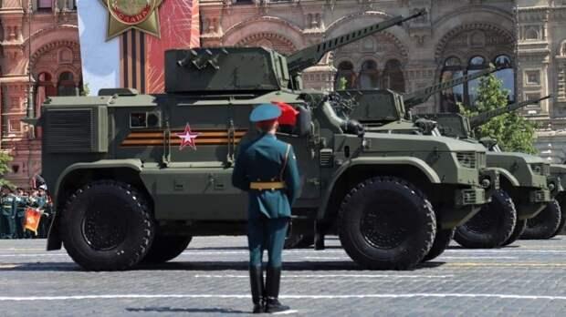 Военнослужащие ВС России завершили генеральную репетицию парада Победы на Красной площади