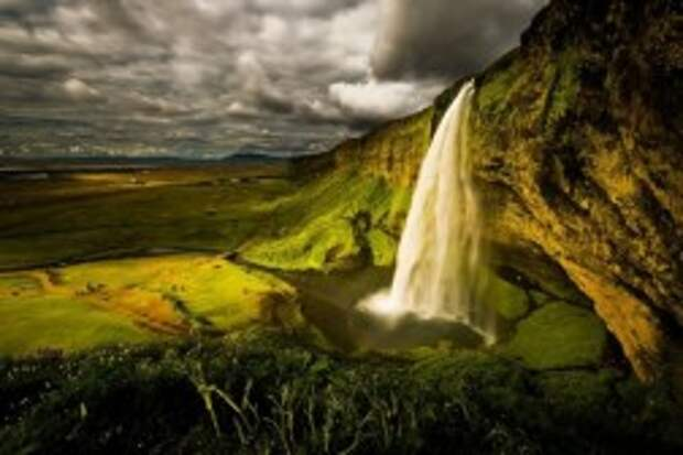 Водопады Исландии (фото)