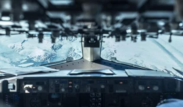 fromcockpit10 25 фотографий, сделанных пилотами из кабин самолетов