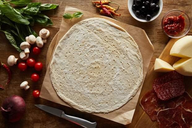 Досадные ошибки при приготовлении пиццы