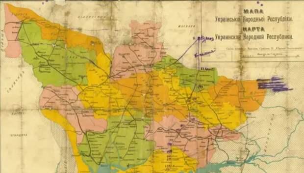 Украине придётся отдать русскую землю, когда часть Донбасса станет Россией?