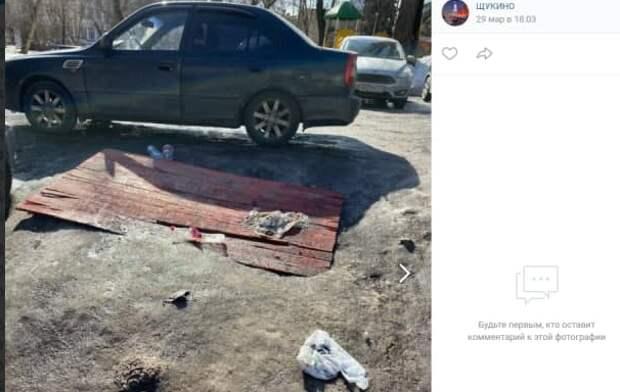 Свалку мусора на улице Рогова убрали – департамент ЖКХ