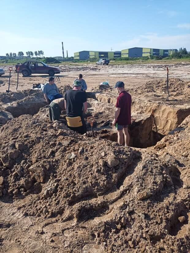 Обнаружено место гибели танка Т-34