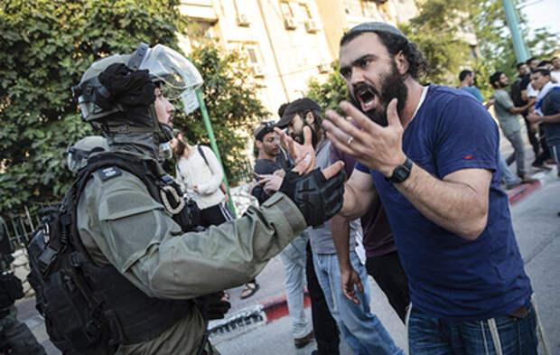 Арабо-израильский конфликт: в Израиле не стихают беспорядки и уличные бои