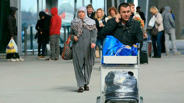 Национальный эгоизм против мигрантского цунами – в чём спасение России
