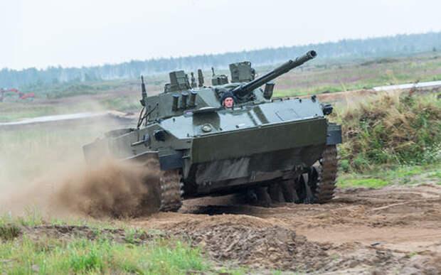 Боевая машина десанта: зачем российской армии БМП-лайт?