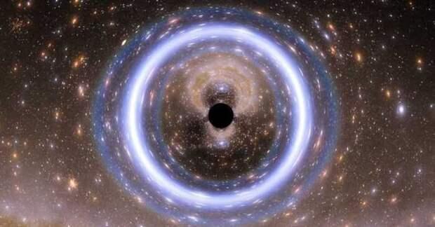 Каку предупредил о блуждающей черной дыре, способной съесть Землю на завтрак