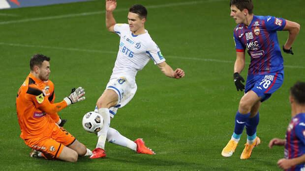 «Динамо»— ЦСКА: где смотреть трансляцию матча ивосколько начало