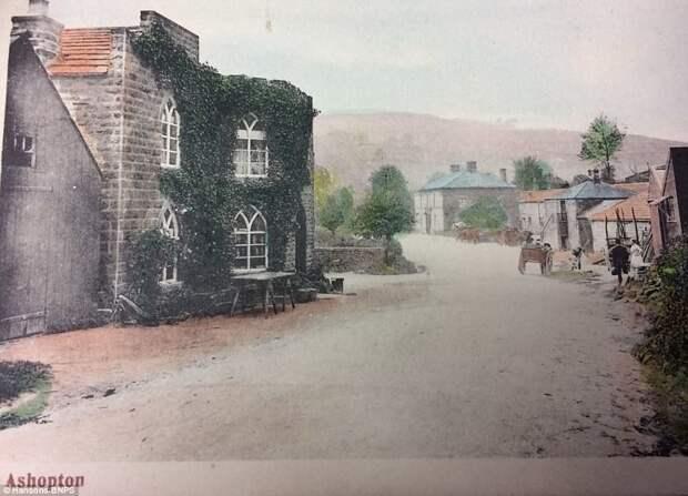 Почтовые открытки и фотографии предоставила жительница графства Дербишир, занимающаяся их коллекционированием в мире, водохранилище, деревня, затопление, исторические фото, история, редкие кадры, фото