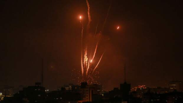 Воздушная тревога вновь объявлена в израильском Беэр-Шеве