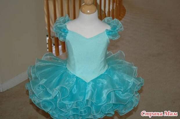 ИГОЛКА С НИТОЧКОЙ. Моделирование детских платьев (пять моделей)